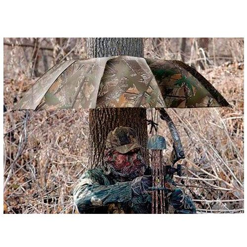 Зонт-укрытие Allen Instant Roof Treestand Umbrella, камуфляж Mossy Oak break up