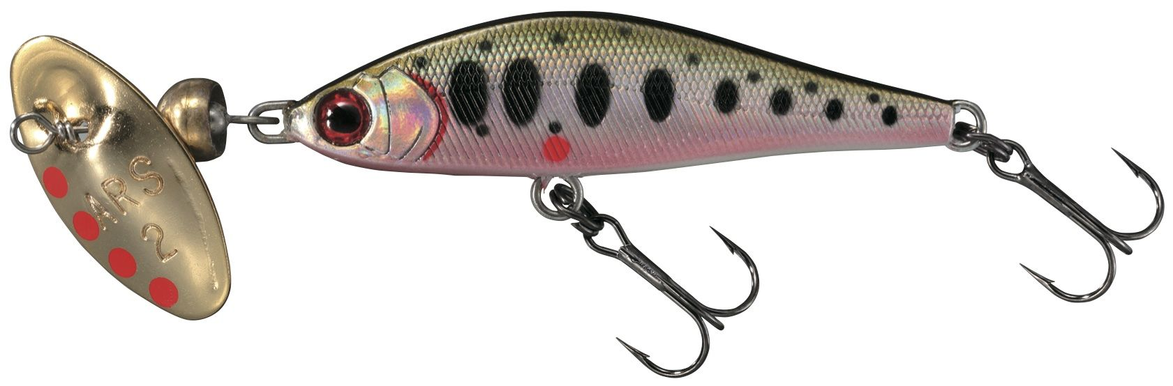 Блесна Smith AR-HD Minnow 45HS