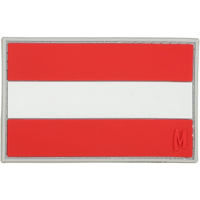 Austria Flag Patch