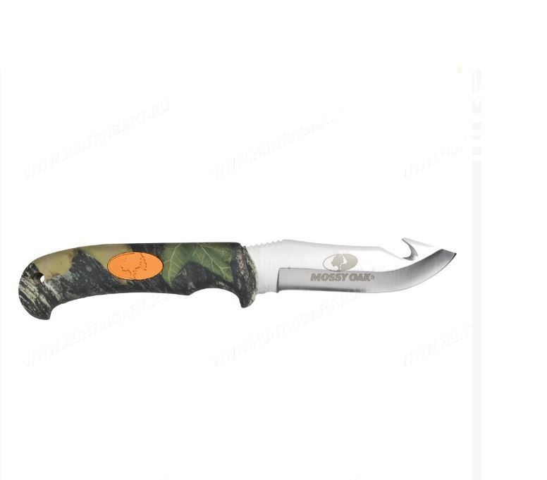 Нож охотничий Mossy Oak Pro Hunter Gut