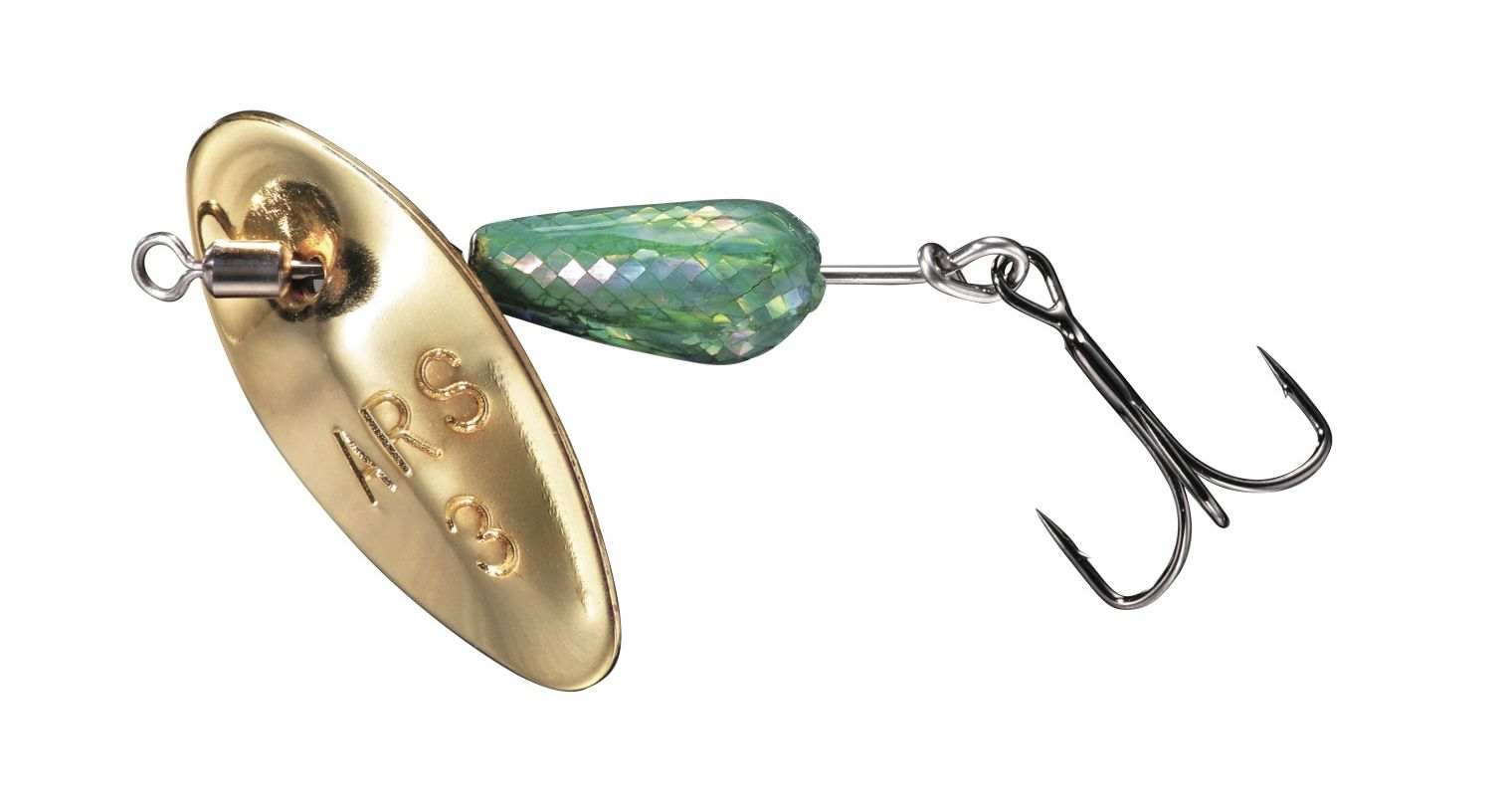 Блесна Smith AR Spinner Trout Model Shell 3,5гр