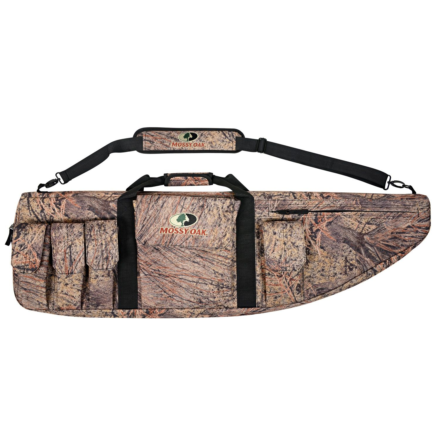 Чехол для винтовки Mossy Oak Hunt Hailstone Predator Tactical Rifle Case