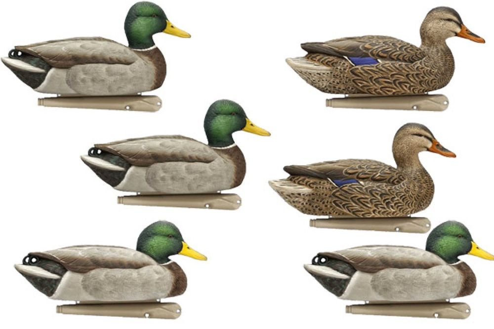 Комплект Avian-X Topflight Open Water Mallards