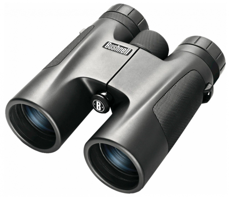 Бинокль Bushnell Powerview 10X50, призмы Roof картинка