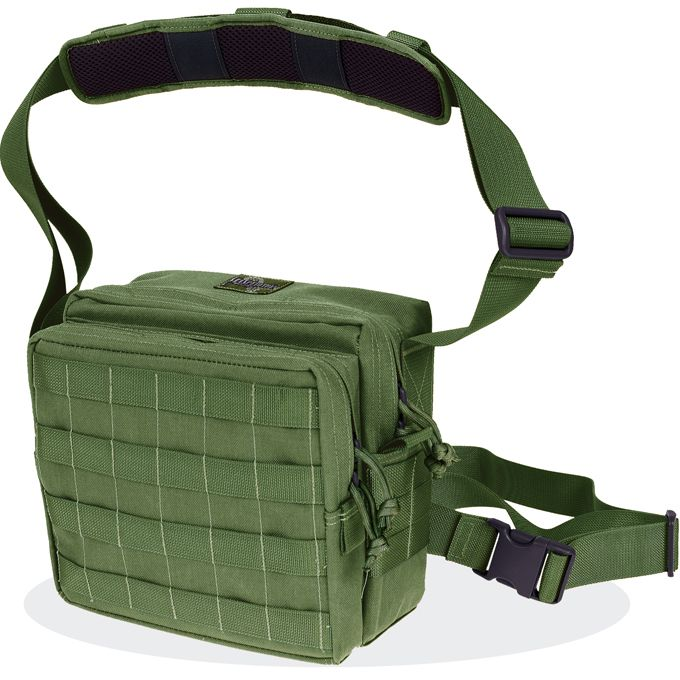 Стрелковая сумка Maxpedition Active Shooter Bag w/ PALS Front