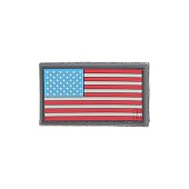 USA Flag Patch Small 111