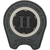 Right To Bear Arms Patch 111
